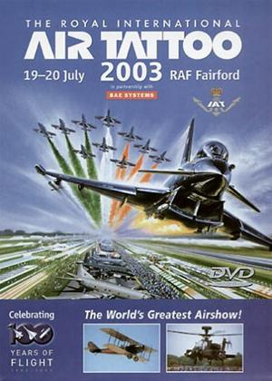Rent Royal International Air Tattoo 2003 Online DVD Rental