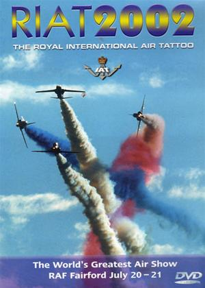 Rent Royal International Air Tattoo 2002 Online DVD Rental