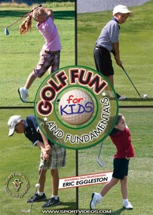 Golf Fundamentals and Fun for Kids Online DVD Rental