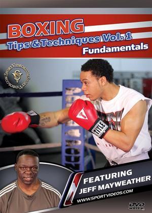 Rent Boxing Tips and Techniques: Vol.1: Fundamentals Online DVD Rental