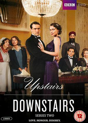 Upstairs Downstairs: Series 2 Online DVD Rental