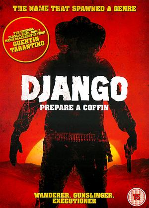 Django, Prepare a Coffin Online DVD Rental