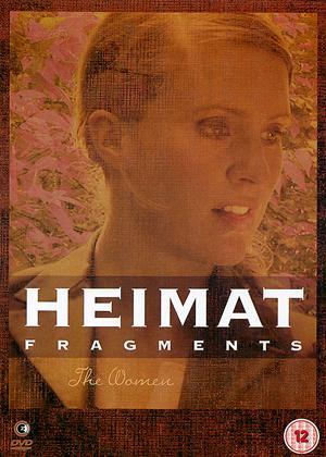 Heimat Fragments: The Women Online DVD Rental