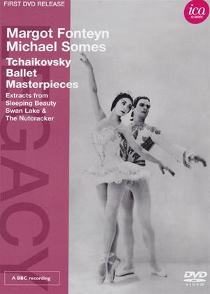 Rent Margot Fonteyn/Michael Soames: Tchaikovsky Ballet Masterpieces Online DVD Rental