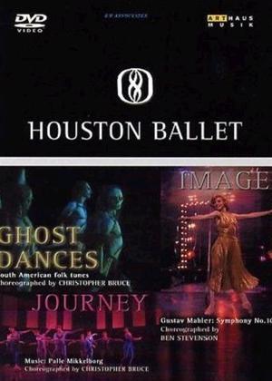 Rent Houston Ballet: Ballet in Three Pieces Online DVD Rental