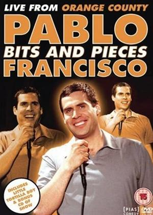 Rent Pablo Francisco: Bits and Pieces: Live from Orange County Online DVD Rental