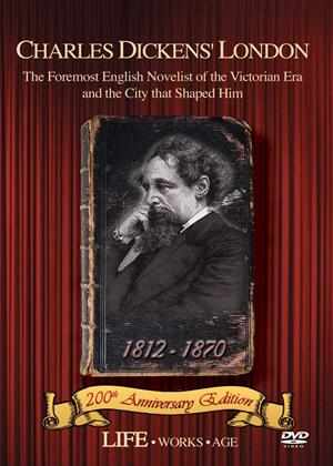 Charles Dickens' London: Life Online DVD Rental