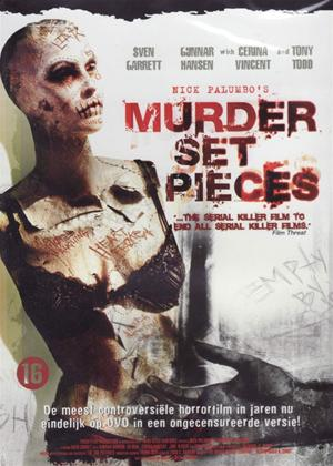 Murder Set Pieces Online DVD Rental