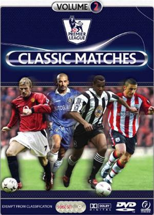 Rent Premier League Classic Matches: Vol.2 Online DVD Rental