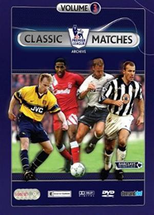 Rent Premier League Classic Matches: Vol.3 Online DVD Rental
