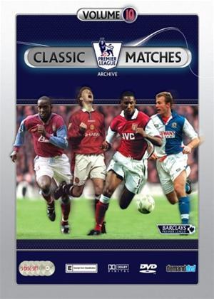 Rent Premier League Classic Matches: Vol.10 Online DVD Rental