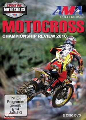 Rent AMA Motocross Championship Review: 2010 Online DVD Rental