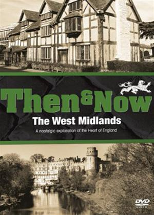 Then and Now: The West Midlands Online DVD Rental