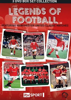 Manchester United: Legends of Football: Classic Matches Online DVD Rental