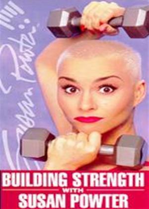 Rent Susan Powter: Building Strength Online DVD Rental