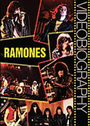 The Ramones: Videobiography Online DVD Rental
