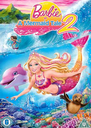 Rent Barbie: A Mermaid Tale 2 Online DVD Rental