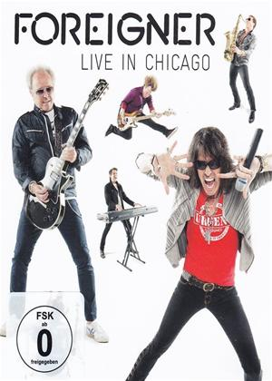 Rent Foreigner: Live in Chicago Online DVD Rental