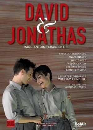 Rent David and Jonathas: Les Arts Florissants (Christie) Online DVD Rental