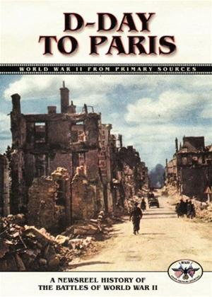 Rent D-day to Paris Online DVD Rental
