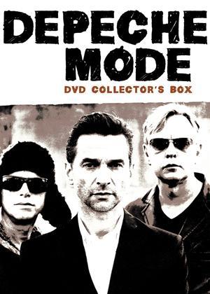 Rent Depeche Mode: Collector's Box Online DVD Rental