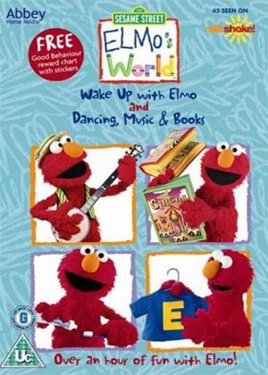 Rent Wake Up with Elmo Online DVD Rental