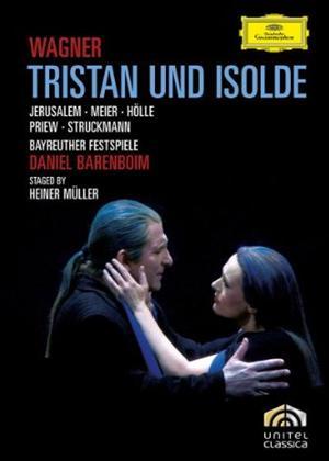Tristan Und Isolde: Bayreuther Festspiele (Barenboim) Online DVD Rental