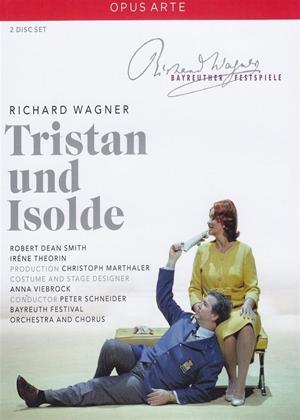 Tristan Und Isolde: Bayreuth Festival (Schneider) Online DVD Rental