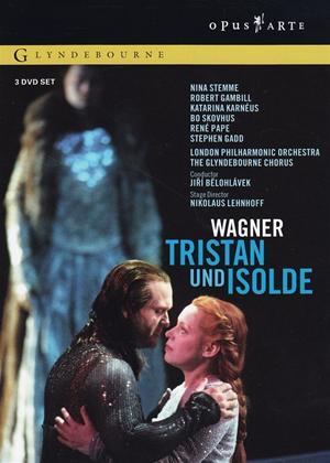 Rent Tristan Und Isolde: Glyndebourne Online DVD Rental