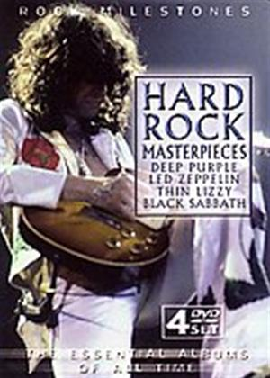 Hard Rock Masterpieces Online DVD Rental