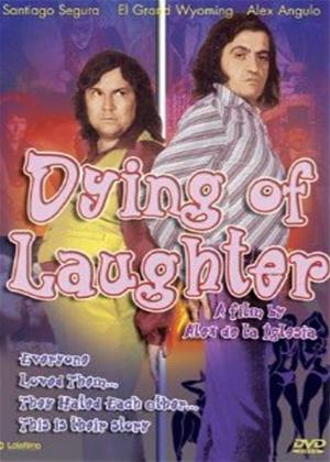 Dying of Laughter Online DVD Rental