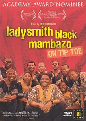 Ladysmith Black Mambazo: On Tiptoe Online DVD Rental