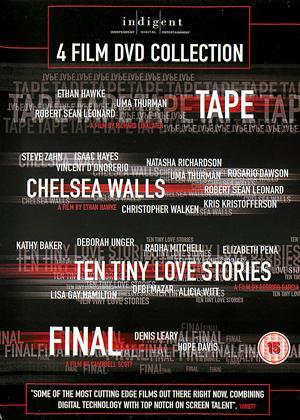 Rent Indigent Collection: Tape / Chelsea Walls / Ten Tiny Love Stories / Final Online DVD Rental