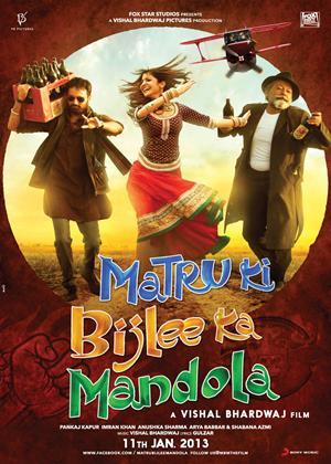 Rent Matru Ki Bijlee Ka Mandola Online DVD Rental