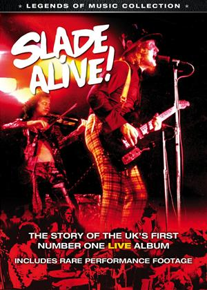 Rent Slade Alive! Online DVD Rental