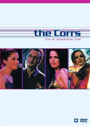 The Corrs: Lansdowne Road Online DVD Rental