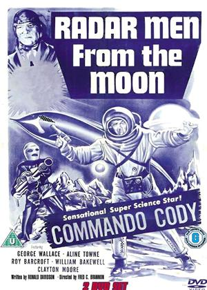 Radar Men from the Moon Online DVD Rental