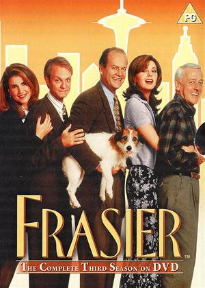 Rent Frasier: Series 3 Online DVD Rental