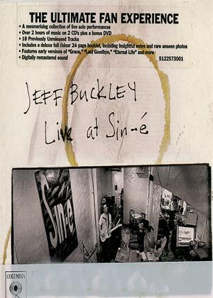 Rent Jeff Buckley: Complete Live at Sin-e Online DVD Rental