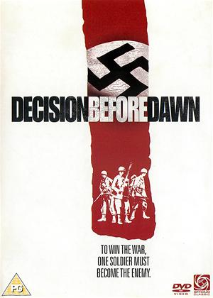 Decision Before Dawn Online DVD Rental