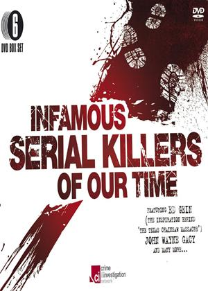 Infamous Serial Killers of Our Time Online DVD Rental