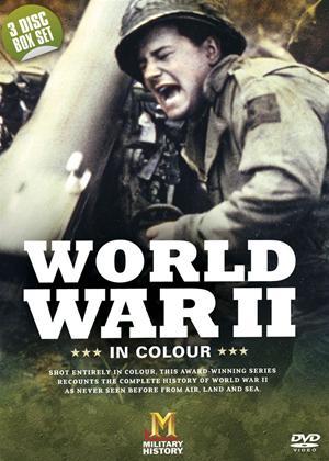 World War II in Colour Online DVD Rental