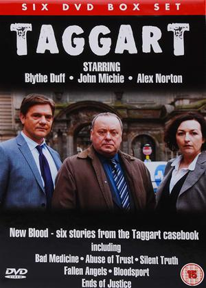 Taggart: New Blood Online DVD Rental