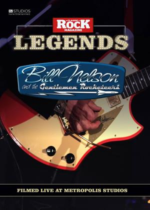 Rent Classic Rock Legends: Bill Nelson Online DVD Rental