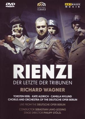 Rent Rienzi: Deutsche Oper Berlin (Lang-Lessing) Online DVD Rental