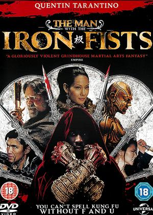 Rent The Man with the Iron Fists Online DVD Rental