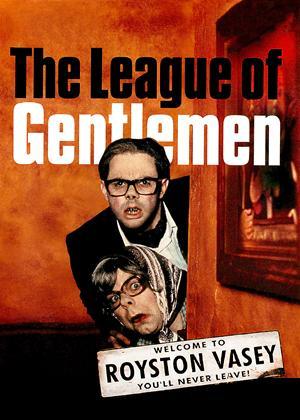 League of Gentlemen Online DVD Rental