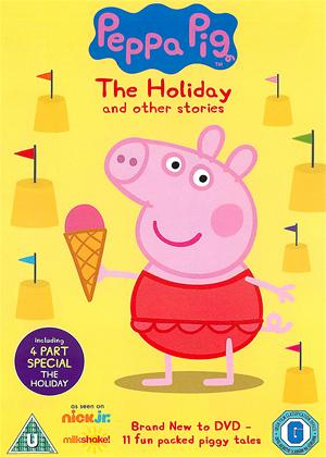 Peppa Pig: The Holiday and Other Stories Online DVD Rental