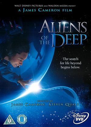 Aliens of the Deep Online DVD Rental