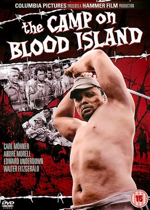 The Camp on Blood Island Online DVD Rental